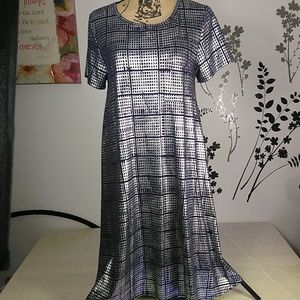 LuLaroe Carly  women's dress M